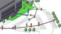 Logiciel BIM / d'ingénierie / de conception / de bâtiments