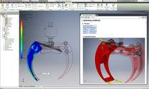 Logiciel de CAO / de simulation / 3D