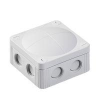 Boîte de dérivation pour applications marines / murale / sans halogène / IP66