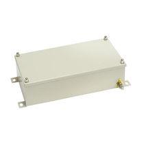 Boîte de dérivation murale / IP66 / IP67 / en acier inoxydable