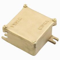 Boîte de dérivation en saillie / IP56 / en laiton