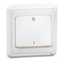 Interrupteur à bascule / 2 pôles / AC / IP44