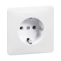 Prise de courant IP20 / de courant AC / à montage affleurant