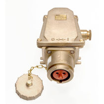 Prise de courant fixe / IP66 / antidéflagrante