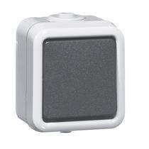 Interrupteur à bascule / 2 pôles / AC / on/off