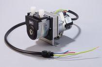 Pompe de condensat / pour gaz / électrique / péristaltique