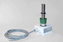 Capteur de niveau capacitif / pour liquide / durci