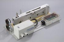 Débitmètre thermique / pour gaz / à tube de verre / avec vanne à pointeau
