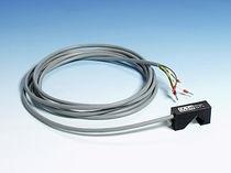 Débitmètre à flotteur / pour gaz / avec alarme intégrée / clamp-on