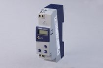 Régulateur de température avec afficheur LCD / thermoélectrique / sur rail DIN