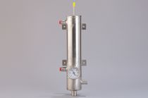 Refroidisseur de gaz / de liquide / tubulaire