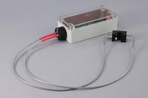 Contrôleur de débit optique / pour gaz / en ligne