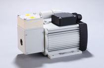 Pompe pour gaz / électrique / à membrane / en PVDF