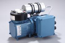Pompe pour gaz / électrique / à membrane / analytique