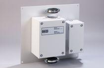 Connecteur de tube carré / chauffant