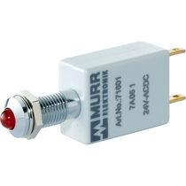 Indicateur d'état / à LED / embrochable