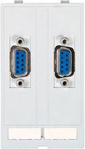 Connecteur audio/vidéo / D-Sub / VGA / rectangulaire