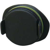 Bouchon ovale / mâle / en plastique / pour entrée de câble