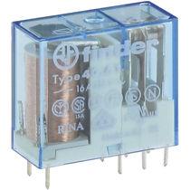 Relais électromécanique 24 Vcc / 110 Vcc / 110 Vca / 1NO/NF