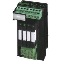 Module relais de commutation / électromécanique / à montage sur rail DIN