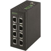 Commutateur Ethernet non administrable / 8 ports / à montage sur rail DIN