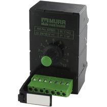 Potentiomètre multitour / manuel / électronique / à montage sur rail DIN