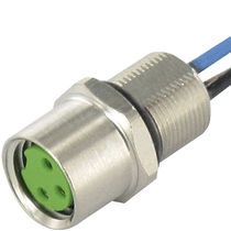 Connecteur RF / DIN / circulaire / femelle