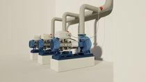 Convertisseur de pompe / série / pour systèmes hydrauliques / pour le contrôle automatique