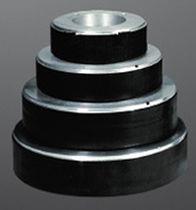 Amortisseur de vibration / pour pompe / en caoutchouc