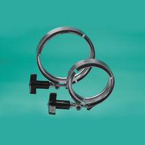 Collier de serrage en acier inoxydable / à vis / à bande