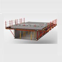 Coffrage en acier / de travée de pont / pour le béton