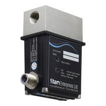 Débitmètre à ultrasons / pour liquide / en acier inoxydable / IP65