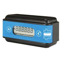 Compteur / débitmètre volumétrique / numérique