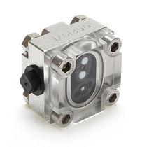 Débitmètre à pignons ovales / pour liquide / compact / robuste