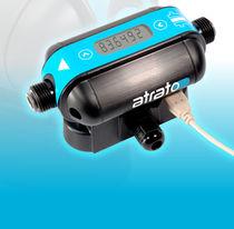Débitmètre à ultrasons / pour liquide / en ligne