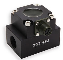 Débitmètre à pignons ovales / pour eau / en ligne / en acier inoxydable