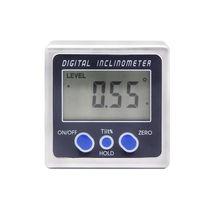 Inclinomètre numérique / avec afficheur LCD / pour mesure d'angle