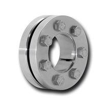 Accouplement frette de serrage / pour arbre de transmission / en acier inoxydable / pour couple élevé