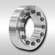 Accouplement rigide / frette de serrage simple disque