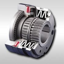 Limiteur de couple avec roue dentée / sans friction / à rouleaux