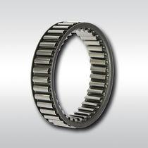 Cage roue libre à rouleaux / antidévireur / commande d'avance / survireur