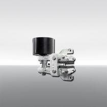 Étrier de frein à disque / serrage pneumatique / desserrage à ressort