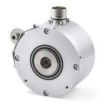 Codeur rotatif incrémental / optique / à axe creux / ultra robuste