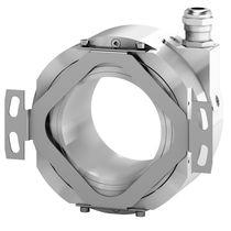 Codeur rotatif absolu / optique / à axe creux / monotour