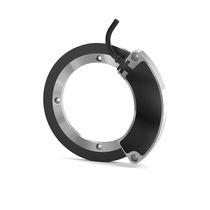 Codeur rotatif sans roulement / absolu / magnétique