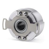 Codeur rotatif incrémental / à axe creux / pour feedback moteur gearless