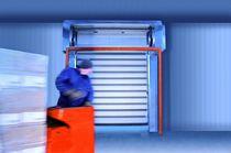 Portes à enroulement / industrielles / pour chambres froides / rapides