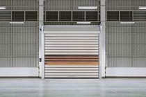 Portes à enroulement / industrielles / pour l'intérieur / pour l'extérieur