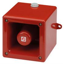 Diffuseur d'alarme sonore à sécurité intrinsèque / sans feu