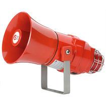 Diffuseur d'alarme sonore antidéflagrant / avec feu à LED / avec feu de signalisation